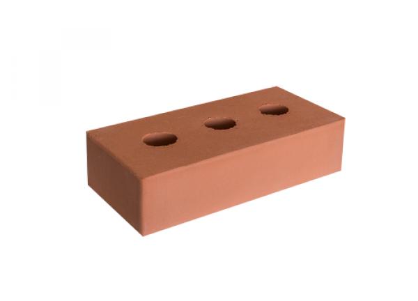 Кирпич керамический лицевой полнотелый