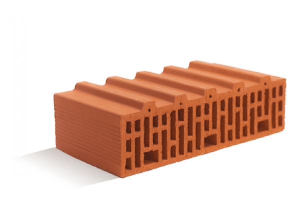 Блок керамический доборный
