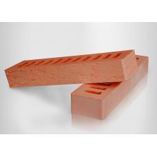 Кирпич керамический Красный ROCK (ригельный)